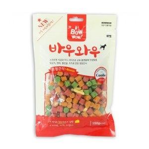 바우와우 혼합간식 (150g) ★유통기한임박 11/8까지★